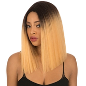 New Born Free Synthetic Lace Front Wig Curved Part Magic Lace MLC 201