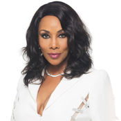 Vivica Fox Natural Brazilian Virgin Remi Human Hair Lace Front Wig Swiss Lace Invisible Lace Part Nature