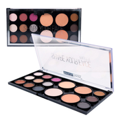 Beauty Treats Shape Your Face Palette Eyeshadows Face Powders AMP; Eyebrow Powders