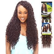 Janet Collection Synthetic Hair Crochet Braid Paula Braid AMP; Pony