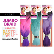 Janet Collection Synthetic Kanekalon Braids Jumbo Braid
