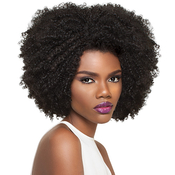Outre Synthetic Hair Half Wig Quick Weave Big Beautiful Hair 4CCoily