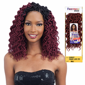 FreeTress Synthetic Hair Crochet Braids Faux Loc Curly SSmall