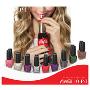 OPI CocaCola Nail Lacquer Collection 18Pcs Display Set