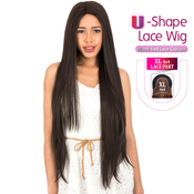 New Born Free  Synthetic Lace Front Wig 4X4 XL Magic Lace UShape Lace Wig MLU08