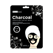 Beauty Treat Charcoal Purifying Facial Mask 1oz
