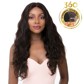 Its A Wig Human Hair 360 All Round Deep Lace Wig 360 S Lace Elara