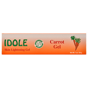 IDOLE Carrot Skin Lightening Gel 1oz