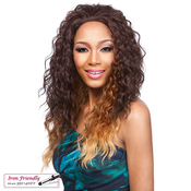 It's a wig Synthetic Lace Front Wig Maryann