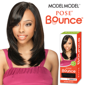 Model Model Human Hair Blend Weave Pose Bounce 12