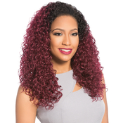 Sensationnel Synthetic Hair Half Wig Instant Weave Kingston