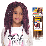 Janet Collection Synthetic Hair Crochet Braids Bebe Tantalizing Twist Braid 10