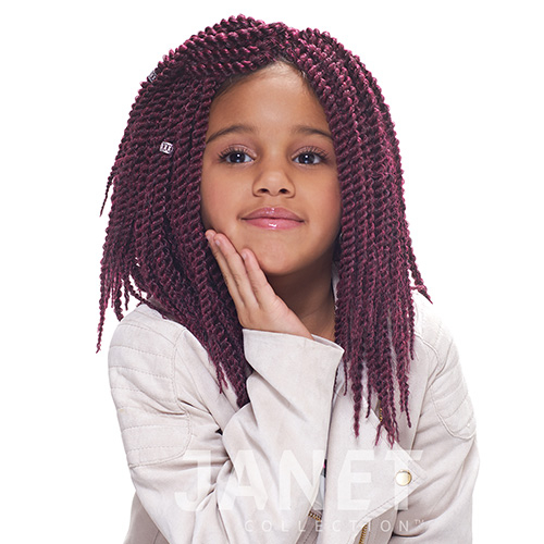 Janet Collection Synthetic Hair Crochet Braids Bebe Tantalizing Twist ...