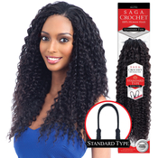 Saga Human Hair Crochet Braids Standard Type Super Curl