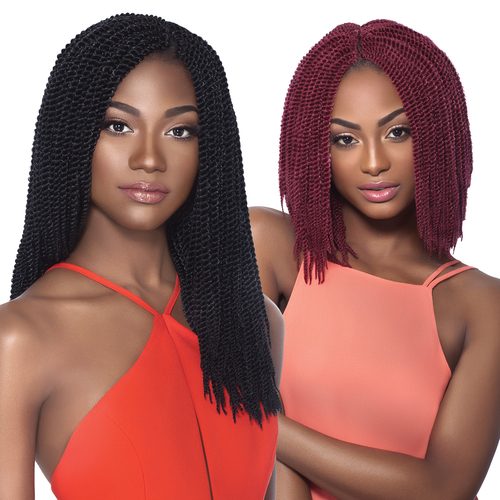 outre synthetic hair crochet braids x-pression braids senegalese
