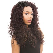 New Born Free Synthetic Hair Wig Slim Line Lace Part Wig SLW24