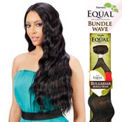 FreeTress Equal Synthetic Hair Weave Bulgarian Bundle Wave