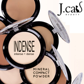 JCAT BEAUTY Indense Mineral Compact Powder