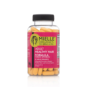 Mielle Organics Adult Healthy Hair Formula Vitamins With Biotin 60 Tablets