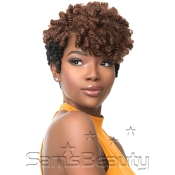Sensationnel Synthetic Hair Crochet Braids Curlfinity Pre Looped Pink Rod