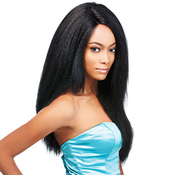 Outre Synthetic Lace Front Wig L Part Tess