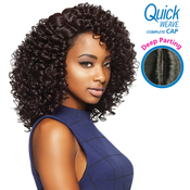 Outre Synthetic Hair Full Cap Quick Weave Complete Cap Deep Part Jojo