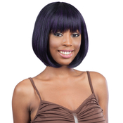 ModelModel Equal Synthetic Hair Wig  Clean Cap Protectif Style Number 11