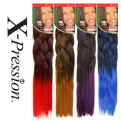 Synthetic Hair Braids OUTRE XPRESSION Kanekalon Braid Special Colors