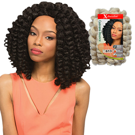 outre synthetic hair crochet braids x pression braid cuevana bounce samsbeauty. Black Bedroom Furniture Sets. Home Design Ideas