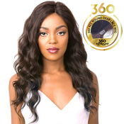 Its A Wig Human Hair 360 All Round Deep Lace Wig 360 S Lace Orbit