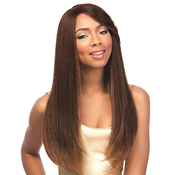 Sensationnel Synthetic Lace Front Wig Empress Edge Natural Curved Part Pipa