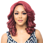 Its A Wig Synthetic Hair Lace Front Wig Jodi
