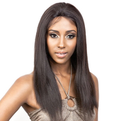 ISIS 100 Brazilian Virgin Remy Human Hair Full Lace Wig Raw Swiss Lace Victoria 24