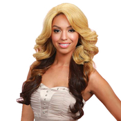 Bobbi Boss Synthetic Lace Front Wig MLF76 Olivine