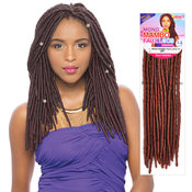 Janet Collection Synthetic Hair Crochet Braids Mono Faux Locs 14