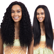 NAKED Nature Unprocessed Brazilian Virgin Remy Human Hair Weave Wet AMP; Wavy Deep Wave 7Pcs 18 2022 Silk Base Closure