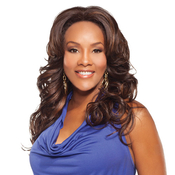Vivica Fox Synthetic Lace Front Wig Air Capless ACJoyce BritneyV Style