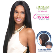 Sensationnel Synthetic Lace Front Wig Empress Edge Custom Lace Yaki 30