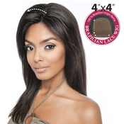 Trill Unprocessed Brazilian Virgin Remy Human Hair Lace Front Wig 4X4 Lace Hazel 20