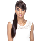 Vivica Fox Synthetic Hair Ponytail Two In One Bang AMP; Pony BPFloral