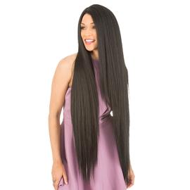 New Born Free Human Hair Blend Lace Front Wig 4X4 XL Magic Lace U-Shape 2c8940c4666f