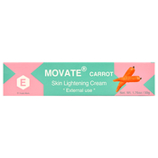 MOVATE Carrot Skin Lightening Cream 176oz