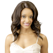 New Born Free Synthetic Hair Wig Slim Line Lace Part Wig SLW15