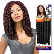 Sensationnel Synthetic Hair Crochet Braids African Collection Mega Rumba Twist 12