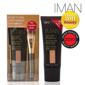 IMAN Second to None Luxury Radiance Liquid Makeup
