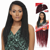 Harlem125 Synthetic Hair Braids Kima Braid Senegal Rope Twist Jumbo 16