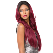 Sensationnel Synthetic Hair Lace Front Wig Dream Muse Series 3XL Swiss Silk Based Cloud 9 Matilda