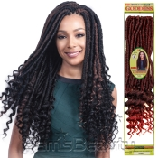 Bobbi Boss Synthetic Hair Crochet Braids Bomba Dreadlocks Faux Locs Soul Goddess 20