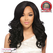 Its A Wig Synthetic Hair Lace Front Wig 4X4 Swiss Lace Germana