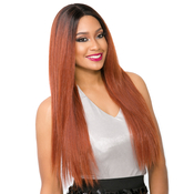 Sensationnel Synthetic Hair Lace Front Wig Dream Muse Series 3XL Swiss Silk Based Cloud 9 Rachel